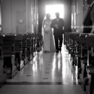 L'ingresso in chiesa della sposa. Il tragitto della Vita