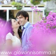 Da Mosca a Positano: matrimonio in barca nei mari dell'Amalfi Coast